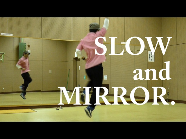 ゆっくりにんじゃりばんばん。Ninjya Re Bang and Mirror Dance ver