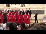 Академический хор вокального отдела Музыкального училища имени Гнесиных - финал V ДЮХЧМ