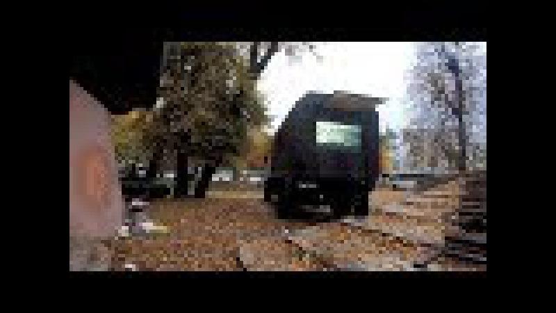 Майдан 3 Палицаи отжимают дрова 20 10 17 В конце прикол с машиной