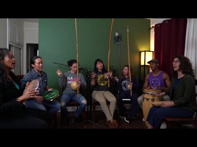 Professora Minha Velha - Capoeira Music Practice Part 2