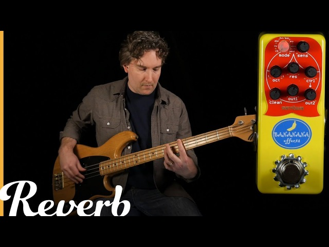 Bananana Effects Matryoshka Bass Synth Pedal | Reverb Tone Report