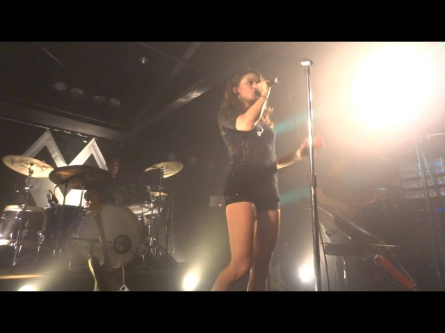 Meg Myers - Feather - Strummer's - Fresno, CA 9-25-15
