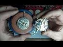 Тюнинг механизма часов марьяж Гильоширование