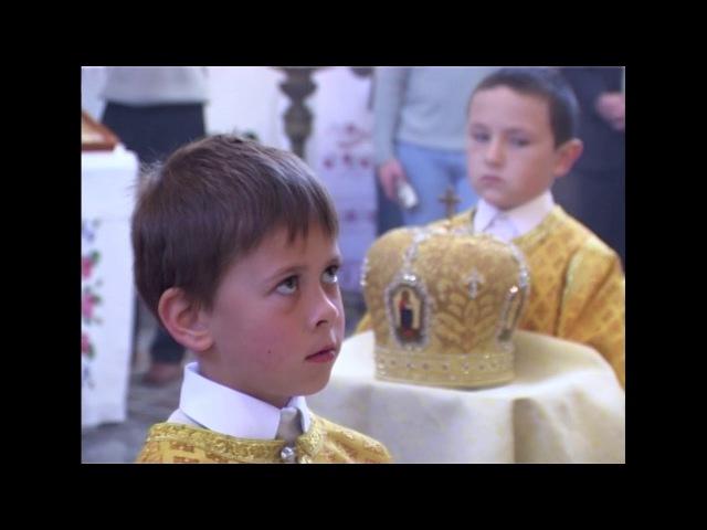 архиерейское богослужение митрополит Филарет Тарасово 10 лет общине