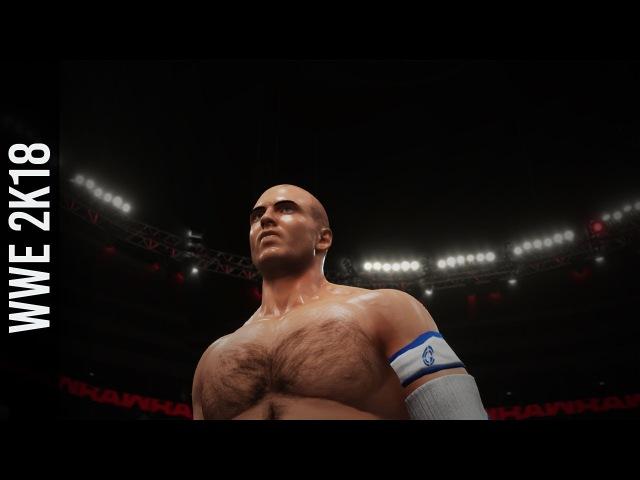WWE 2K18 ПРОХОЖДЕНИЕ КАРЬЕРЫ - Royal Rumble и Мистер борода 11