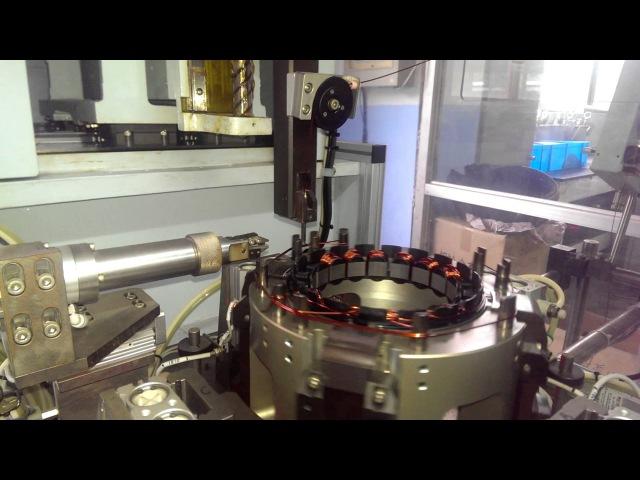 Изготовление мотор колёс