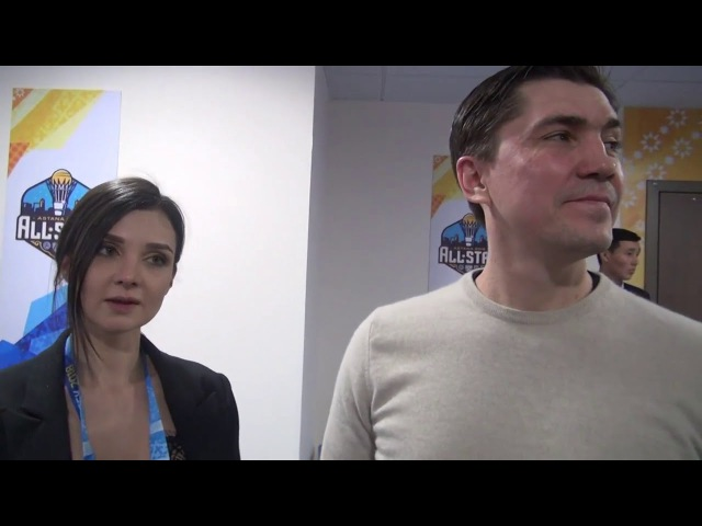 Интервью Сони Гудим после мастер-шоу в Астане