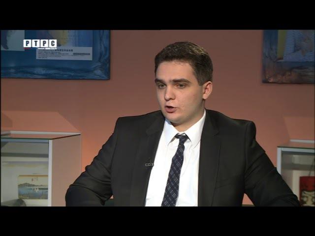 Интервью Балканского клуба телеканалу Республики Сербской RTRS