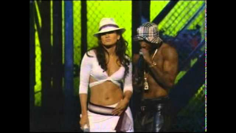MTV Video Music Awards- Jennifer Lopez (2001)