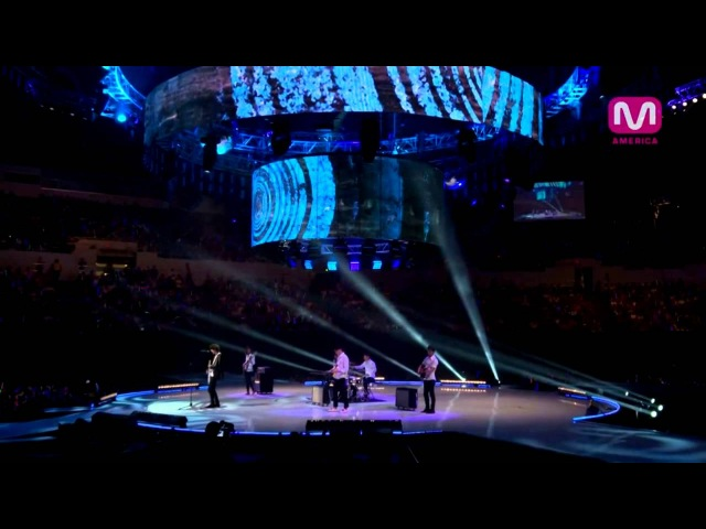 KCON 2014 JUNG JOON YOUNG 정준영 이별10분전 Hold on 멘트 내가 나에게