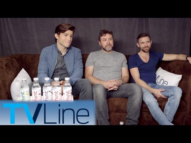 Krypton Star Producers Interview | Comic-Con 2017 | TVLine
