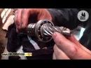 Nissan Primera P12 Как Заменить верхний сальник рейки. Инструкция. Перезаливка.