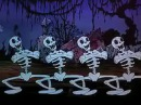 skeleton dance to Friday the 13th