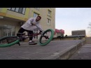 GoPro BMX Bike Riding in KYIV Part 2