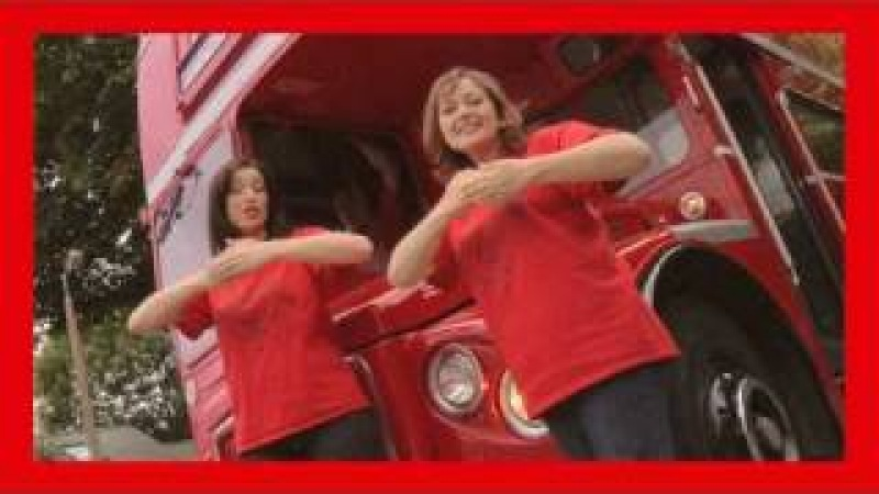 Singing Hands The Wheels on the Bus - Makaton Sign Language