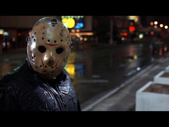 Jason in Manhattan - Freitag der 13 Teil 8 Deutsch ClipSzene 1989 BluRay HD