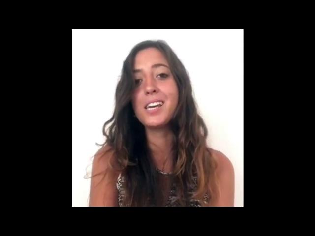 Lucia Petricević - Video pozdrav