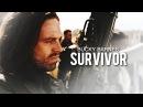 Bucky Barnes Winter soldier Survivor
