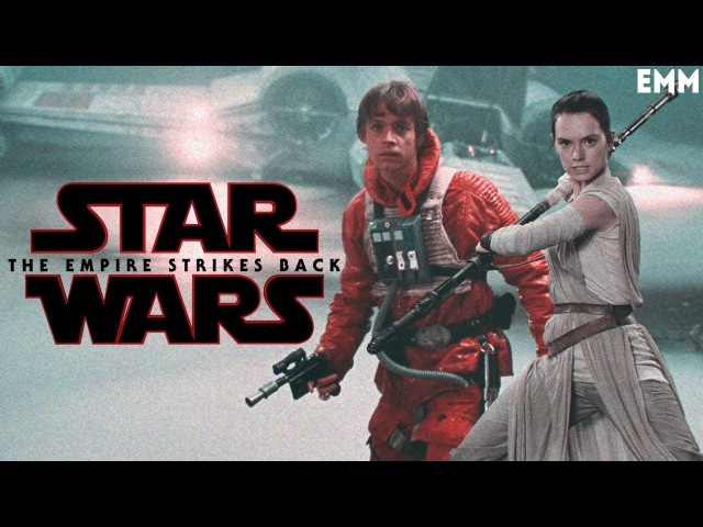 Star Wars: Episode V - The Empire Strikes Back (The Last Jedi Style)