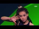 Танцы: Руслана Шайметова (Антоха МС - О, Музыка) (сезон 4, серия 6) из сериала Танцы с...