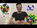 Kubik Rubik 3x3 Zeka Küpü Part2