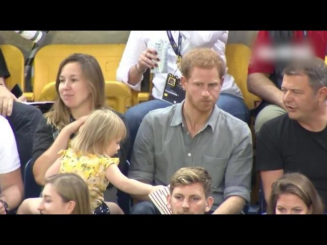 Robbing Prince Harry