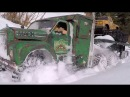 Ice Roads Mack Truck in Scale Town - RC CWR