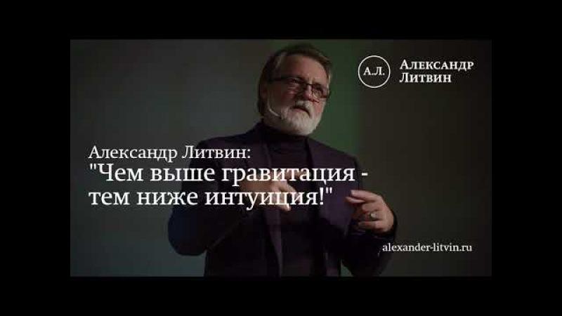 Александр Литвин: