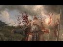 Спартак Кровь и Песок Битва с Феоклом часть 2 Крикс повержен