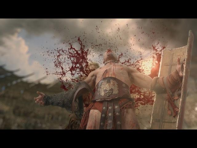 Спартак:Кровь и Песок Битва с Феоклом часть 2 (Крикс повержен)