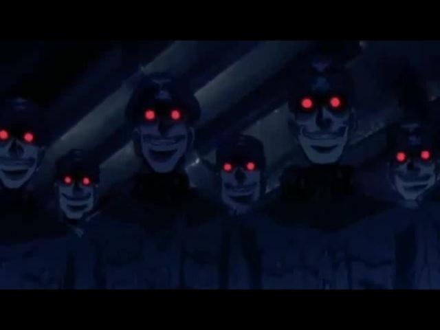 Жанна Фриски и Дискотека Авария – МАЛИНКИ / Хеллсинг / AMV anime / MIX anime