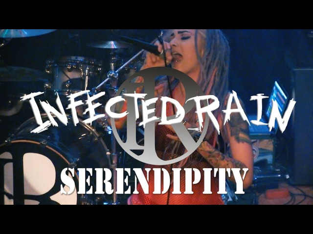 Infected Rain - Serendipity - LIVE @ Geislingen Seemühle 05.05.2017 - Dani Zed