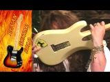 Yngwie Malmsteen Plays Van Halen Eruption With Teeth &amp Plays Jimi Hendrix Foxey Lady &amp Voodoo Child