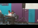 Spider Dance Piano Duet at School Talent Show Frank and Zach Piano Duets cover