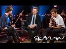Alexander Rybak and Benjamin Ingrosso perform mashup of their Eurovision songs Skavlan