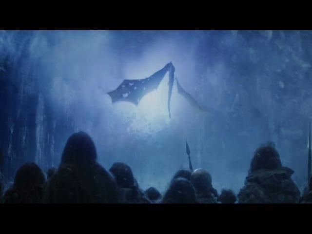Игра престолов Король Ночи разрушил стену Белые ходоки вошли в Вестерос