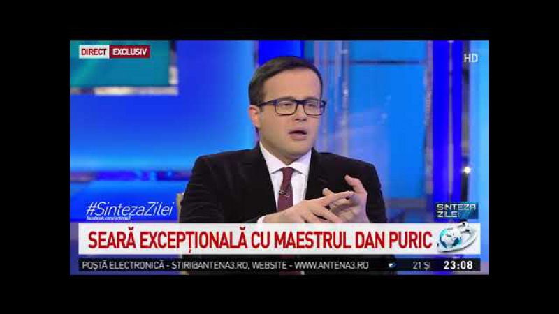 """Dan Puric: """"Omul fără poveste nu mai există"""""""