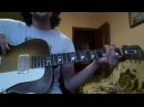 Baby please don't go - Maddy Waters cover (Frankenstein Kay archtop guitar, ~ 1957) mp4