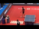 【卓球】OVTCHAROV Dmitrij vs GIONIS Panagotis (ETTU TOP 16 2018)