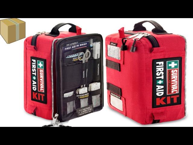 самая лучшая аптечка в мире ОРИГИНАЛ Survival first aid kit Emergency Solutions