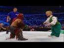 WWE SmackDown 2007: Little Boogeyman WThe Boogeyman vs. Hornswoggle WFinlay (HD)