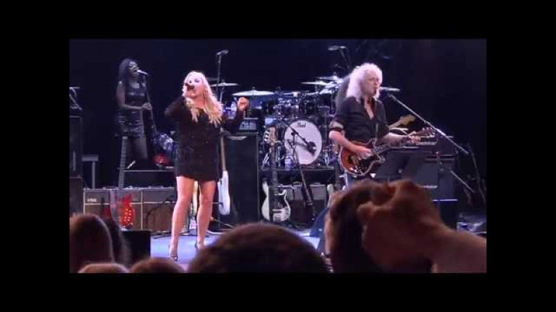 Brian May -Since Youve Been Gone (Sunflower SuperJam 2012)