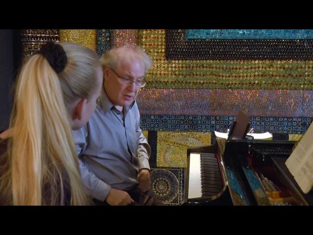 ИШИМ. Григорий Грузман. Мастер-класс Бах.Прелюдия и фуга ля минор(ХТК II)
