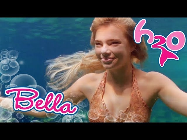 Who is Bella? | Mermaid Portrait | H2O - Just Add Water
