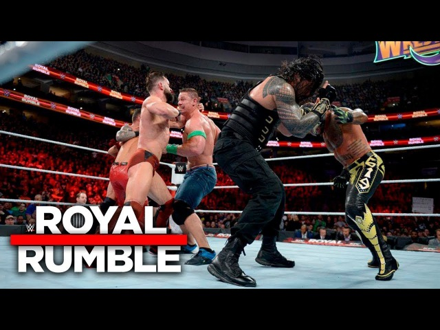 WWE Royal Rumble 2018 Highlights - The Royal Rumble Match - Full Match HD