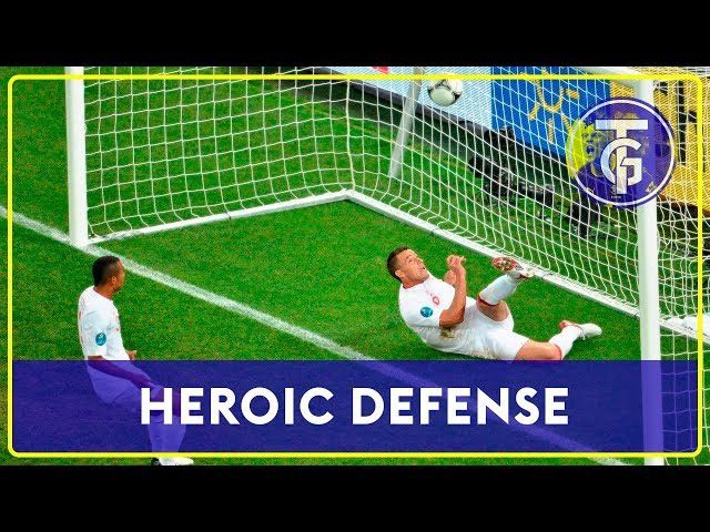 30 Crazy Tackles Heroic Defense in Modern Football I SACRIFICE YOURSELF