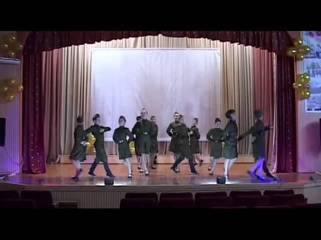 588 Шоу театр Сюрприз младшая группа г Новосибирск Потому что мы пилоты