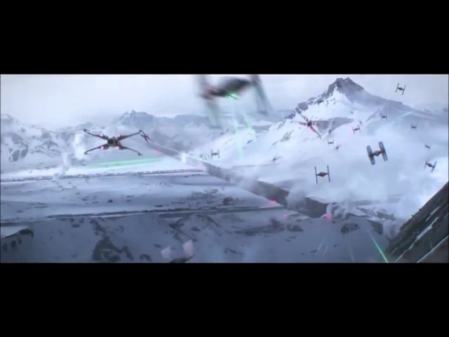 Star Wars: The Force Awakens Music Video- War of Change coub