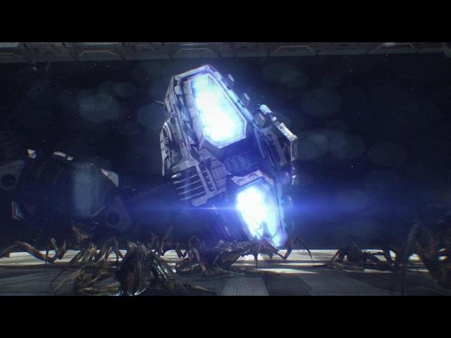 Звездный десант: Вторжение / Starship Troopers: Invasion (2012) трейлер [ENG]