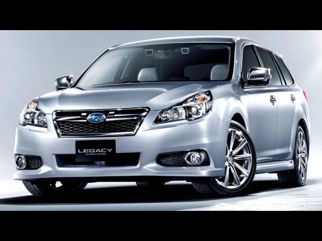 Subaru Legacy 2 5i S Touring Wagon BR '2012
